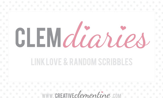 Creative Clementine: Clem Diaries 30.Jan.2017: from my whereabouts to walnut tea