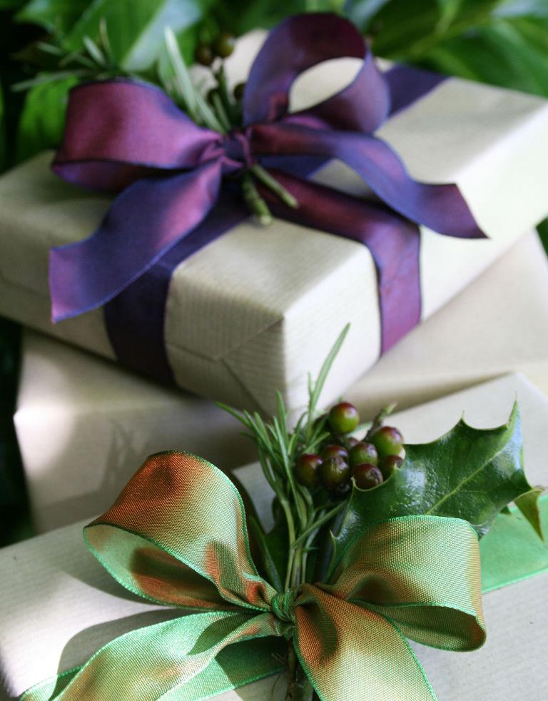yılbaşı hediye kutusu el emeği