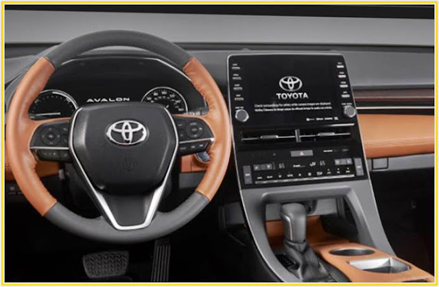 New 2019 Toyota Avalon Review