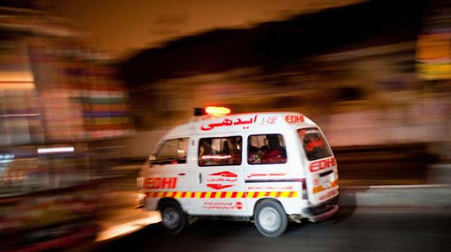 11 dead, 37 injured in Chaghi road accident