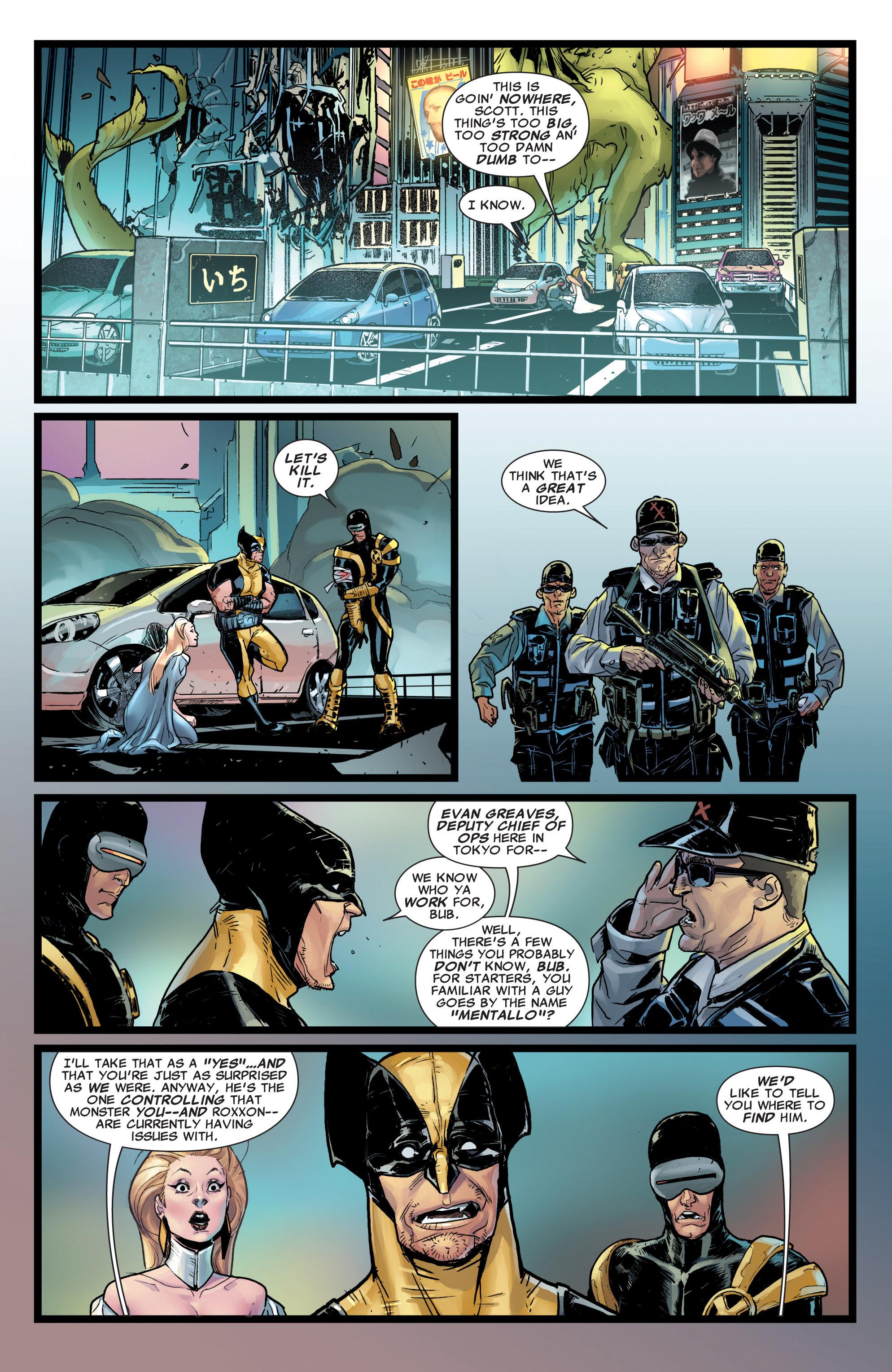 Read online Astonishing X-Men (2004) comic -  Issue #37 - 20
