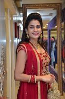 Jenny Honey in Stunning Dark Red Anarkali Dress at Splurge   Divalicious curtain raiser ~ Exclusive Celebrities Galleries 084.JPG
