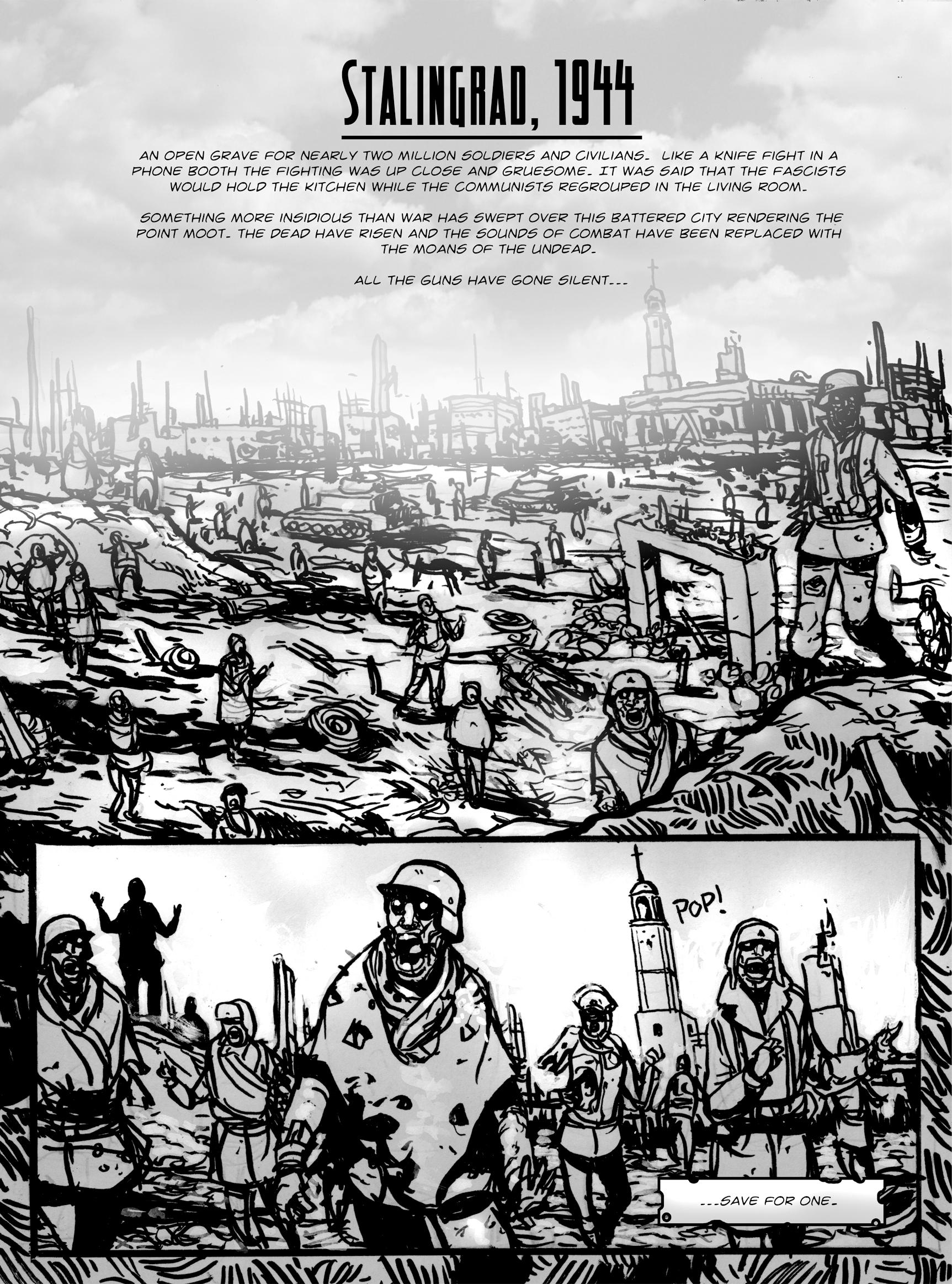 Read online FUBAR comic -  Issue #1 - 73