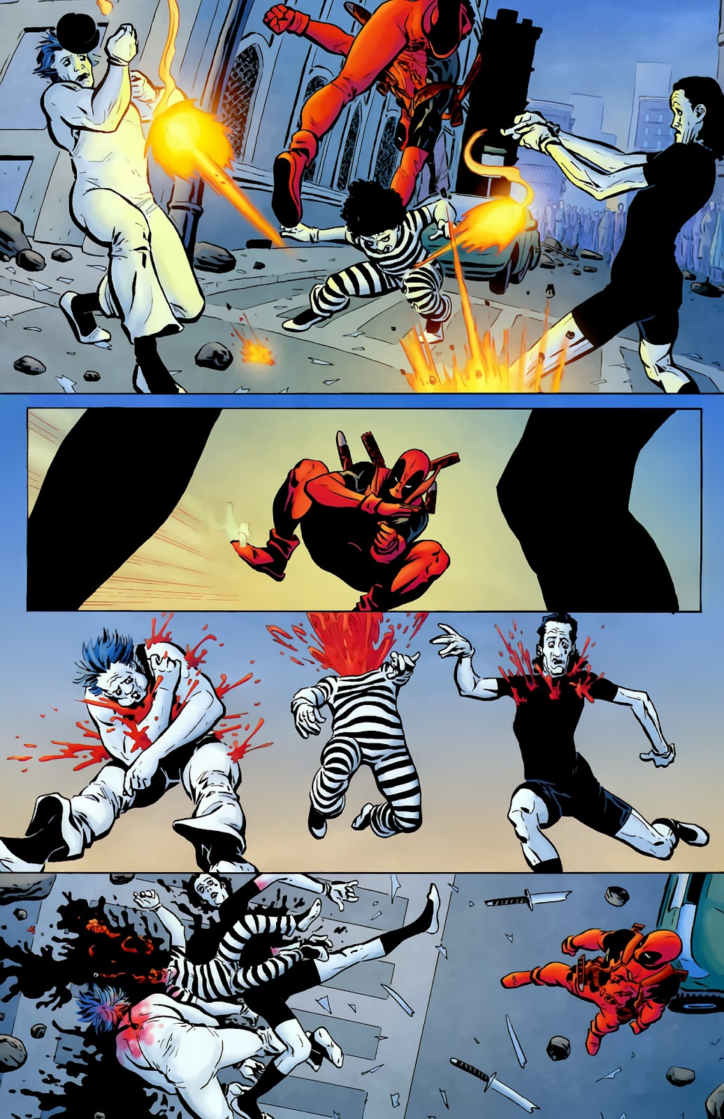 Read online Deadpool (2008) comic -  Issue #900 - 21
