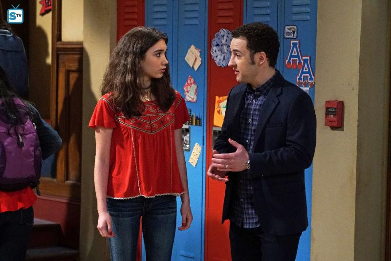 Girl Meets World - Episode 3.04 - Girl Meets Permanent Record - Promo & Promotional Photos