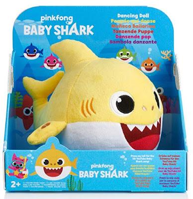 Интерактивная игрушка Baby Shark