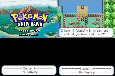 Pokemon: A New Dawn
