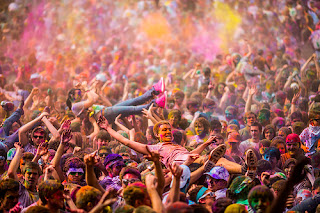 Holi Images For Facebook in Full HD