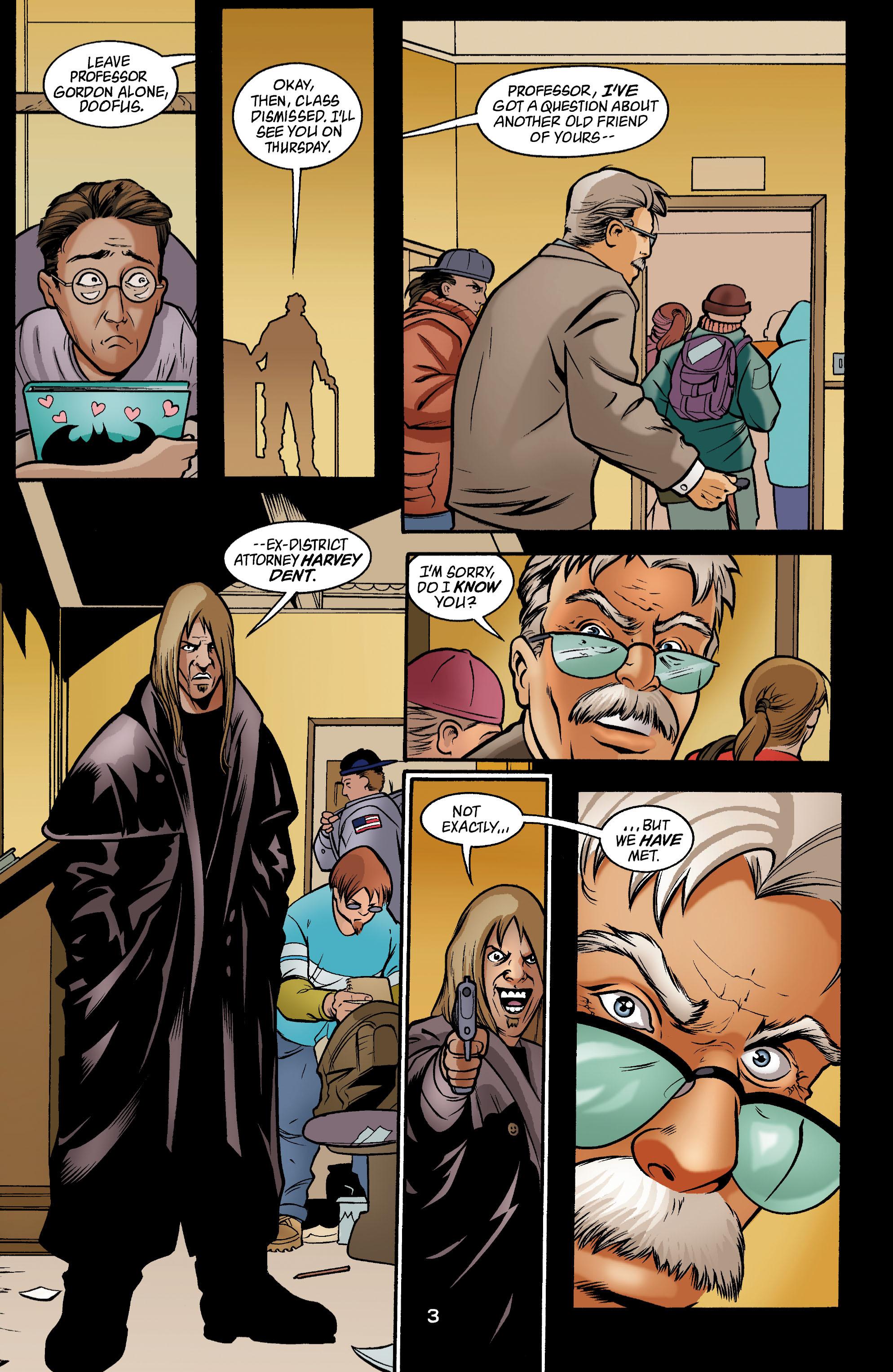 Detective Comics (1937) 778 Page 3