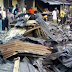 More Photos From The Fire Incident In Watt Market Which Destroyed 50 Shops