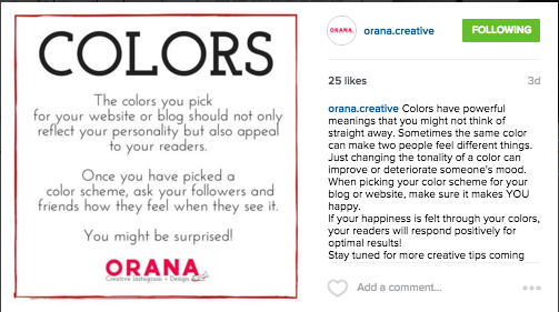 """""""Use Instagram Creatively"""" and more great tips"""