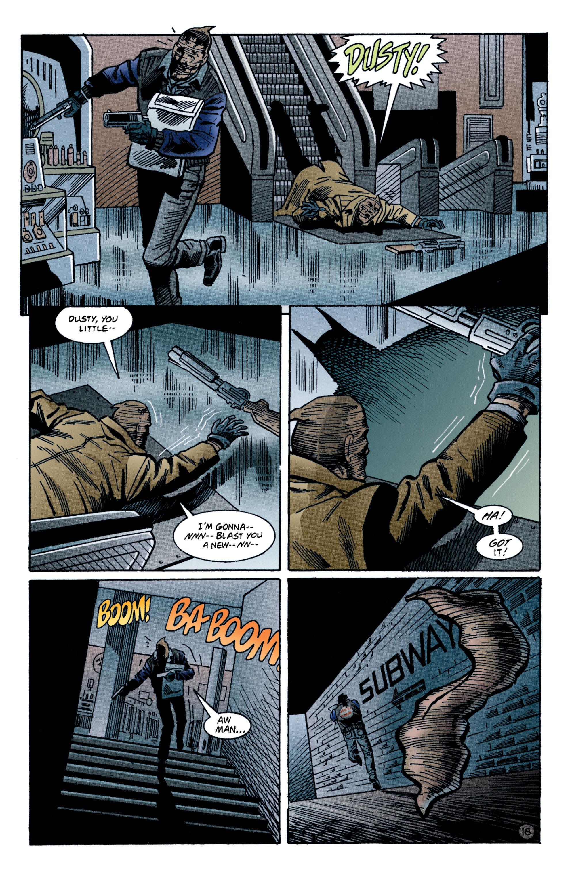 Detective Comics (1937) 716 Page 18
