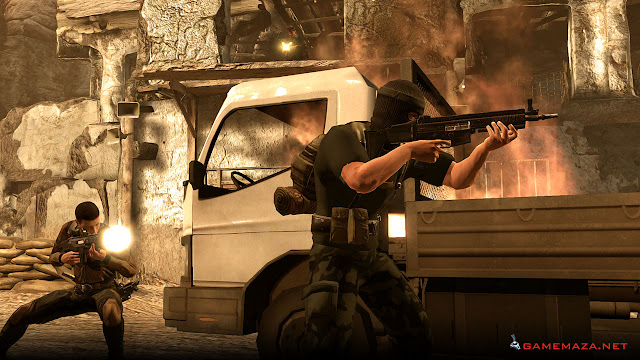Alpha Protocol Gameplay Screenshot 1