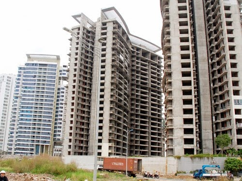 Vấn Đề Tồn kho bất động sản 2015