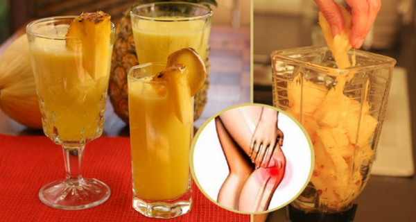 To Strengthen The Knees, Rebuild Cartilages And Ligaments The Best Drink