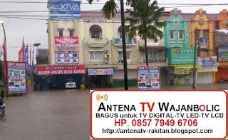 Jual ANTENA TV WAJANBOLIC  Harapan Indah Bekasi
