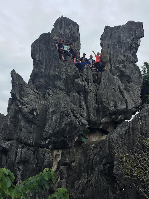 Mt. Sipit Ulang, Mascap Rodriguez