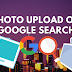 How to upload your photo on Google Search Engine
