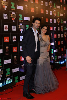 Sunny Leone on the Red Carpet Of Zee Cine Awards 2017 Exclusive 001.JPG