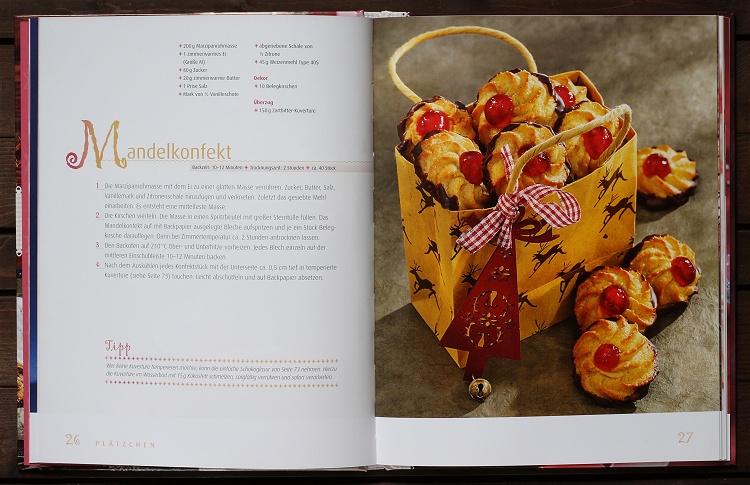 Rezension/Buchvorstellung Plätzchen & Stollen 2
