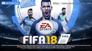 DLS 18 Mod FIFA 18 by Rafei RM Apk + Obb