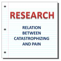 Catastrophizing And Pain