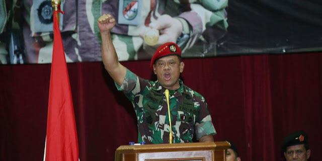 Menggoda Jenderal Gatot Nurmantyo