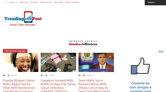 Celebrating 1st Anniversary; This Is How Trending Post Blog Looked Like In The Past (Photos)