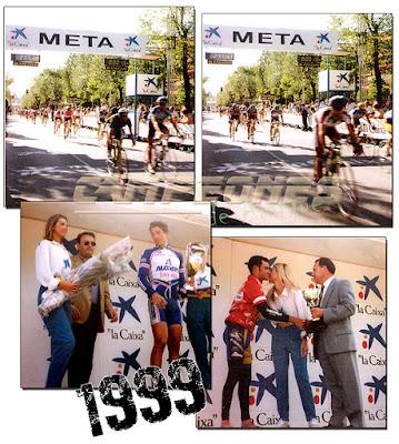 Vuelta Ciclista Madrid Aranjuez 1999