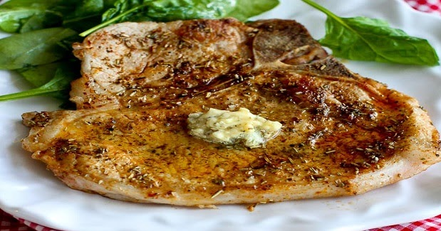 Herbed Pork Chops With Garlic Butter Recipe - Kusina Master Recipes