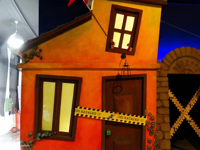 Μια κλεφτή ματιά στους Μυστικούς κόσμους του Ευγένιου Τριβιζά