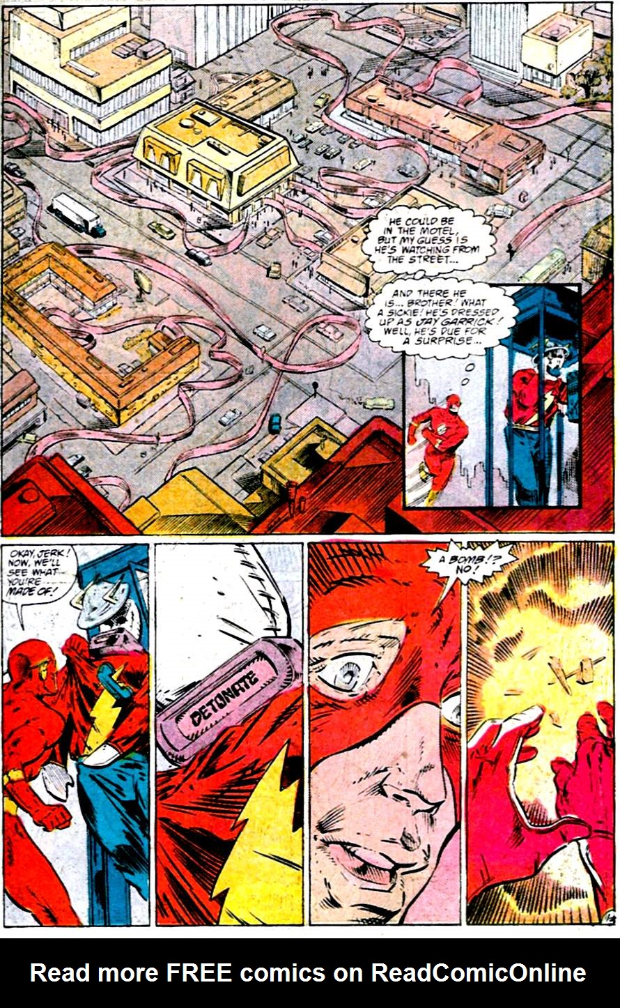 Read online The Flash (1987) comic -  Issue # _Annual 3 - 14