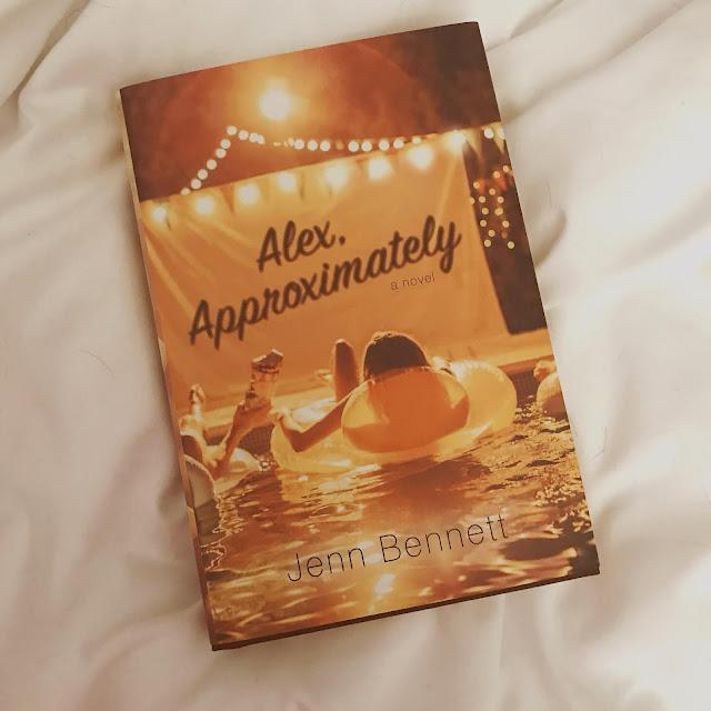 Alex, Approximately by Jenn Bennett   Book Review