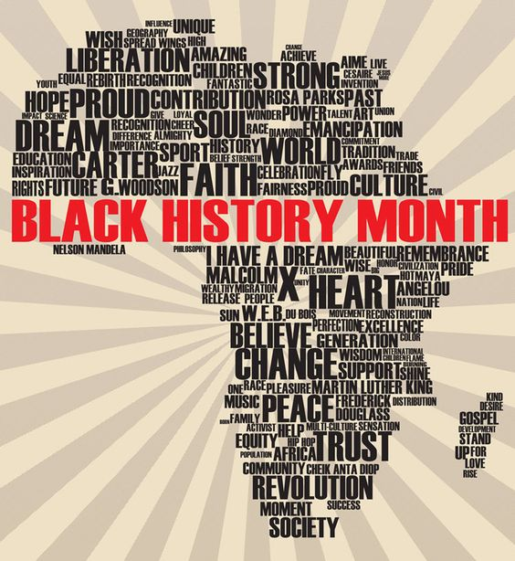 national black history month 2018 themes