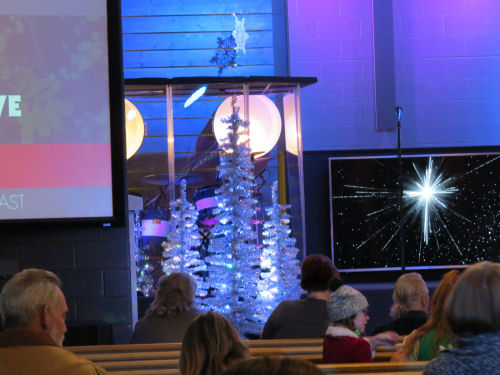 Radiant Christmas Eve Service