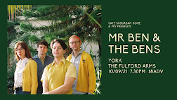 Mr Ben & The Bens - York