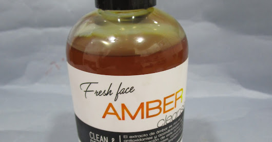 Limpiadora Amber Cleanser de Fancy Handy