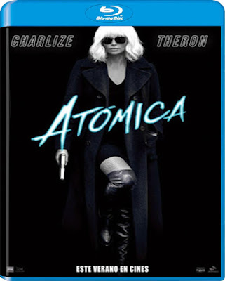 Atomic Blonde 2017 BD25 Latino