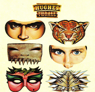 Hughes & Thrall [st - 1982] aor melodic rock music blogspot full albums bands lyrics