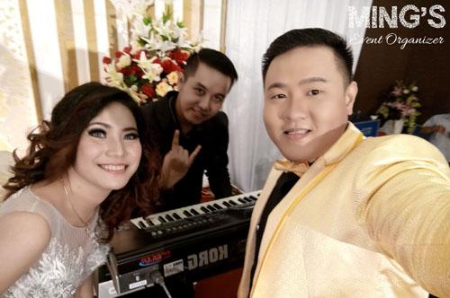 Mc Semarang - ultah Ny. Phan Sioe Tjen 80 th Semarang 27 juli 2016