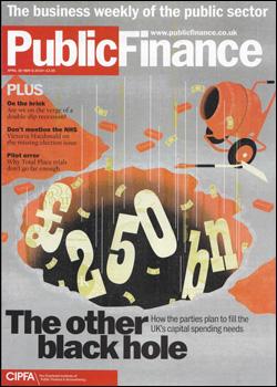 InstaForex Malaysia - Majalah Public Finance (April, 2010)