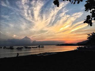 Inilah Pantai Indah dan Populer Di Bali Utara