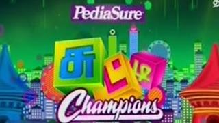Chutti Champions 26-03-2017 Zee Tamil TV Show