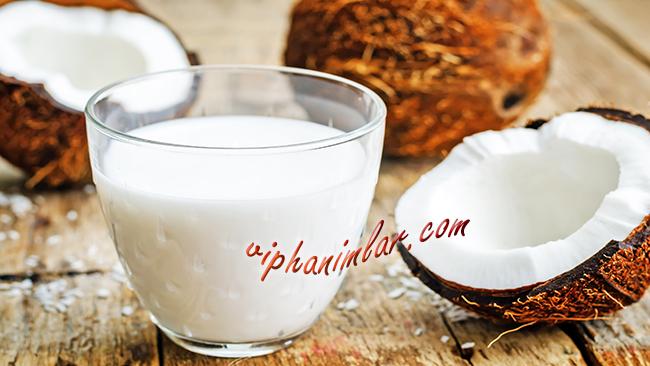 Hindistan Cevizi Sütü İle Saç Düzleştirici Maske - www.viphanimlar.com