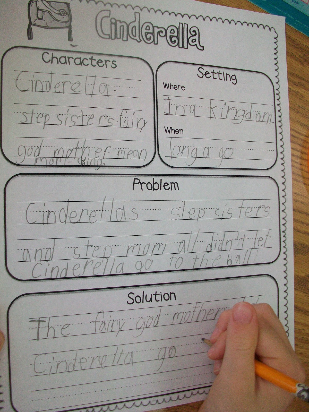 Sarah S First Grade Snippets Fairy Tales Comparing And