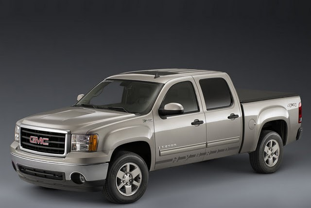 Partnering General Motors Patented Two Mode Hybrid System And A Ful 6 0l Gas V 8 The Sierra Delivers Highly Efficient Performance