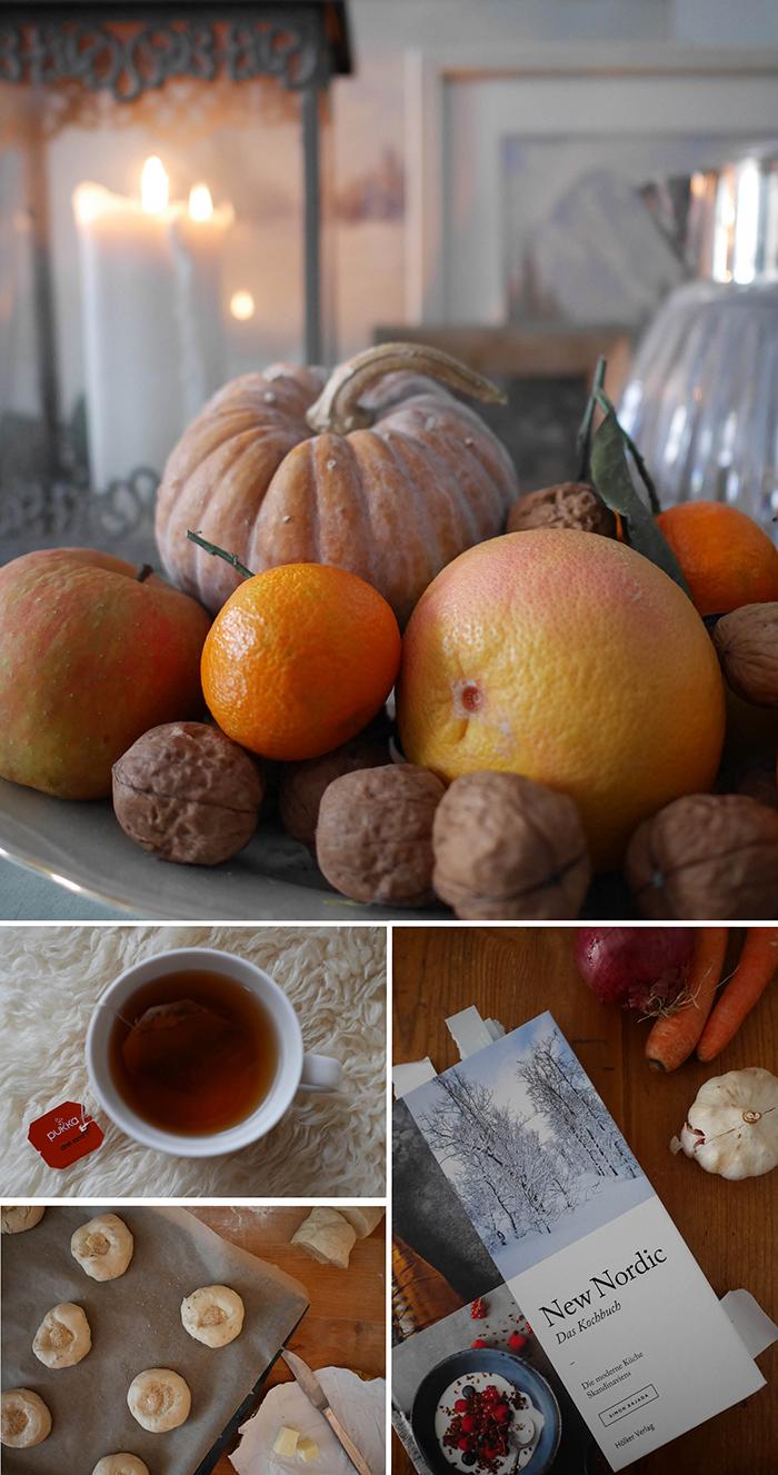 Herbstwochenende kochen und backen