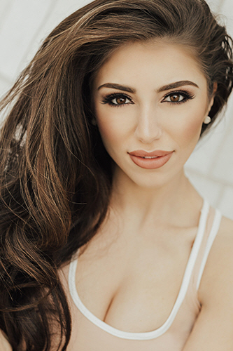 Miss USA 2018 Candidates Contestants Delegates Utah Narine Ishhanov