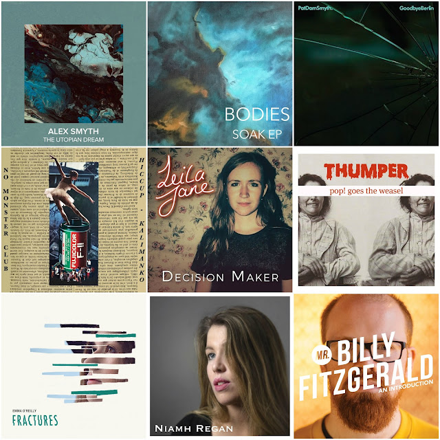 REMY Top 20 Irish EP's 2017