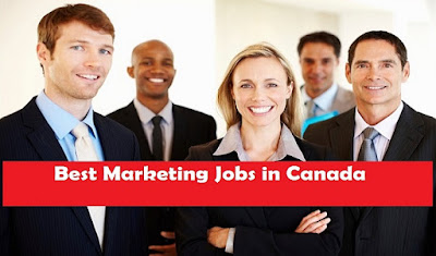 Best Marketing Jobs in Canada